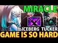 Miracle Drow Ranger- Dota 2: This Game Is So Hard [skadi] Ft Iceberg, Tucker & 633 video