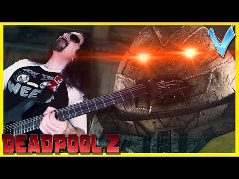 Deadpool 2 - You Can't Stop This Mother F*****