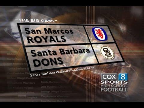 San Marcos Royals vs. Santa Barbara Dons 2014