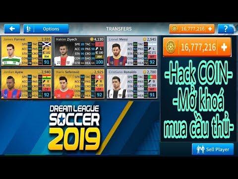 cách hack tiền dream league soccer 2019 ios - Hướng dẫn hack game Dream Leaguge Soccer 2019 trên các thiết bị Iphone