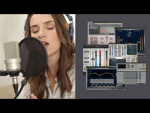 Getting Started: Mixing Vocals in GarageBand