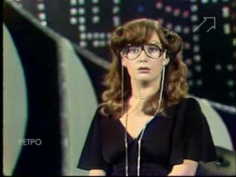 Алла Пугачева 'Песенка первоклассника' Песня года - 1978 - Простые вкусные домашние видео рецепты блюд