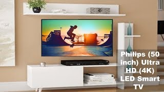 Philips 50 inch (50PUT6103S/94) Ultra HD 4K LED Smart TV
