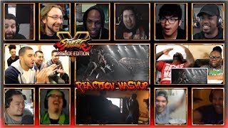 Street Fighter V: Arcade Edition - Cinematic Opening (Capcom Cup 2017) Reaction Mashup