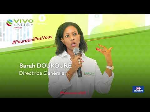 Vivo Energy Gabon 8 Mars 2021 #ChooseToChallenge #PourquoiPasVous