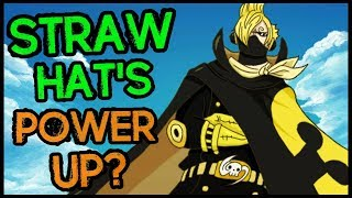 Straw Hat Power Ups In Wano!! - One Piece Discussion | Tekking101