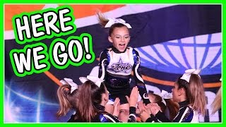 We travel to Tampa Florida so Kayla and her team can compete in the...