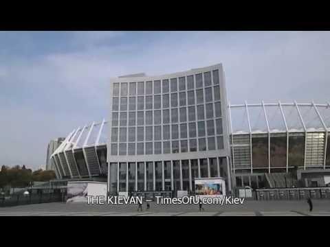 """Olimpiyskiy National Sports Complex / Национальный спортивный комплекс """"Олимпийский"""""""