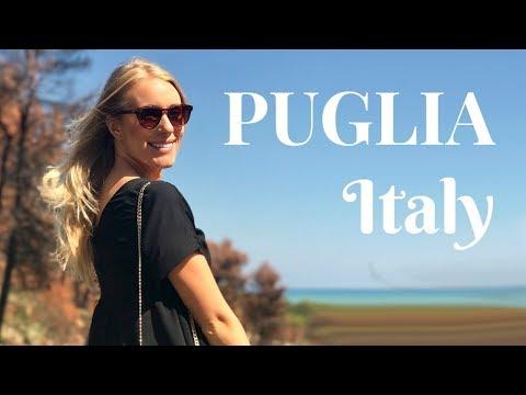 TRAVEL DIARY: PUGLIA, ITALY