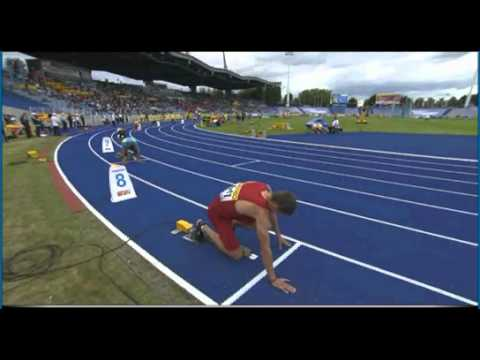 Lille IAAF World Youth Championships (FRA) Men's 400m