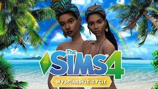 The Sims 4  Kesi i Suni w Tropikachz Oską #3 - Tu są kury!
