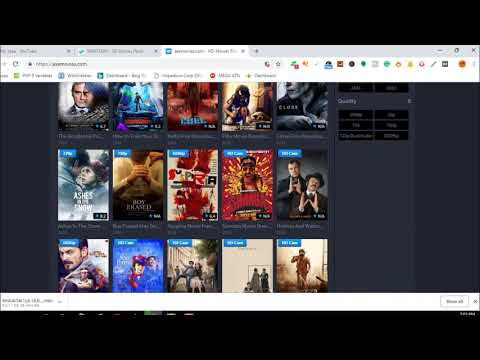 How to download full HD movies in pc