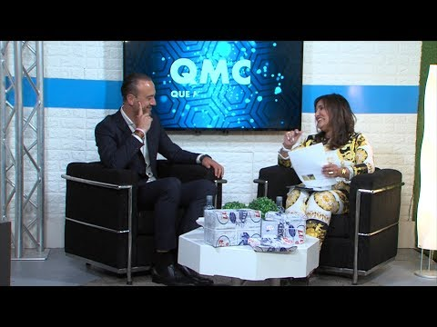 Javier López Estrada entrevistado después de ganar las elecciones