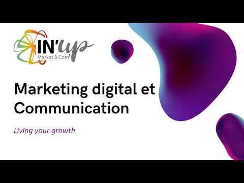 Présentation de l'agence web In'Up Market & Com'