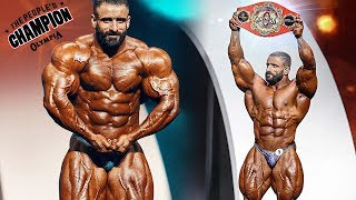 PEOPLE'S CHAMPION - Hadi Choopan - MR.OLYMPIA 2019