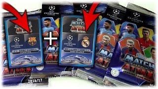 CLUB EINHUNDERT! | CHAMPIONS LEAGUE MATCH ATTAX 16/17