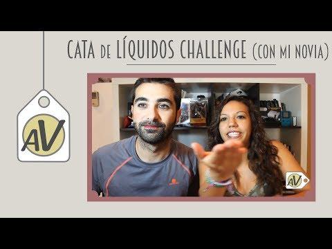 CATA LIQUIDOS CHALLENGE (con mi novia)