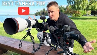 BEST YouTuber Camera Money Can Buy!
