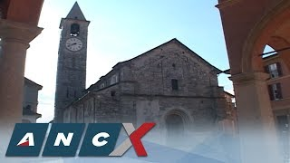 The captivating historical church in Italy | ANC-X Executive Class