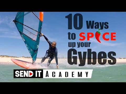 10 ways to SPICE up your Gybes - Ben Proffitt from YouTube · Duration:  6 minutes 47 seconds
