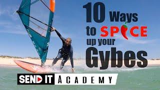 10 ways to SPICE up your Gybes - Ben Proffitt