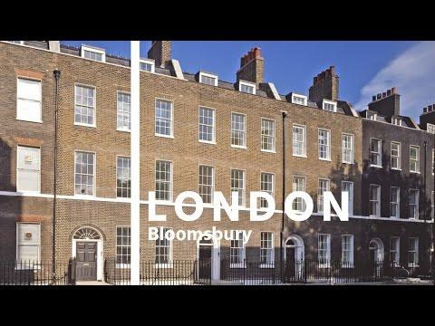 Things to do in... Bloomsbury, London | Travel Vlog | thirtysomethingsdo