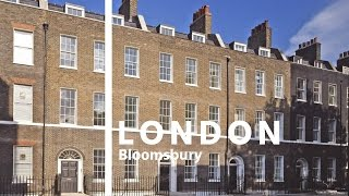 Things to do in... Bloomsbury, London | Travel Vlog | thirtysomethingsdo