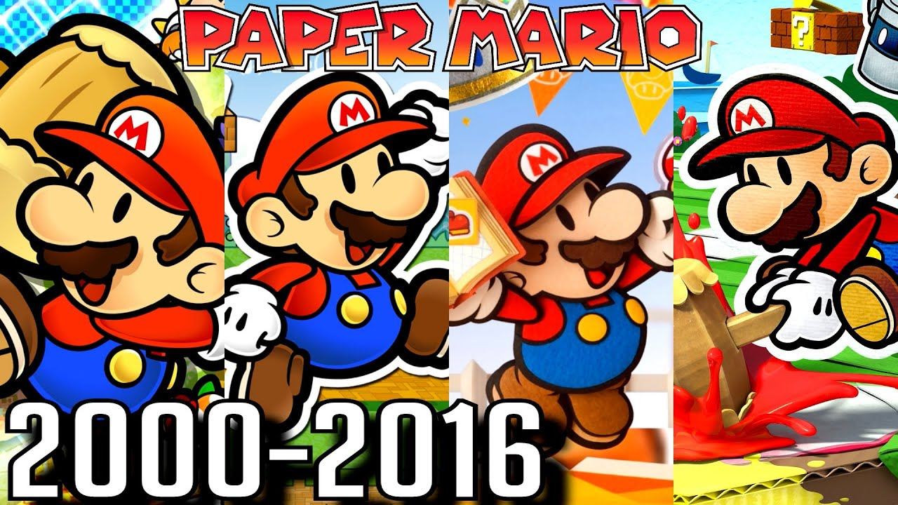 All 5 Paper Mario games ranked | iMore
