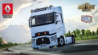 "[""ets2 best mods"", ""Euro Truck Simulator 2"", ""ets truck mods"", ""realistic ets 2mods"", ""top mods"", ""ets2 realistic mods"", ""Renault T Light Improvements"", ""Renault T Light Improvements/Lowered Chassis"", ""Renault T"", ""Renault T low deck addon"", ""Renault T ra"