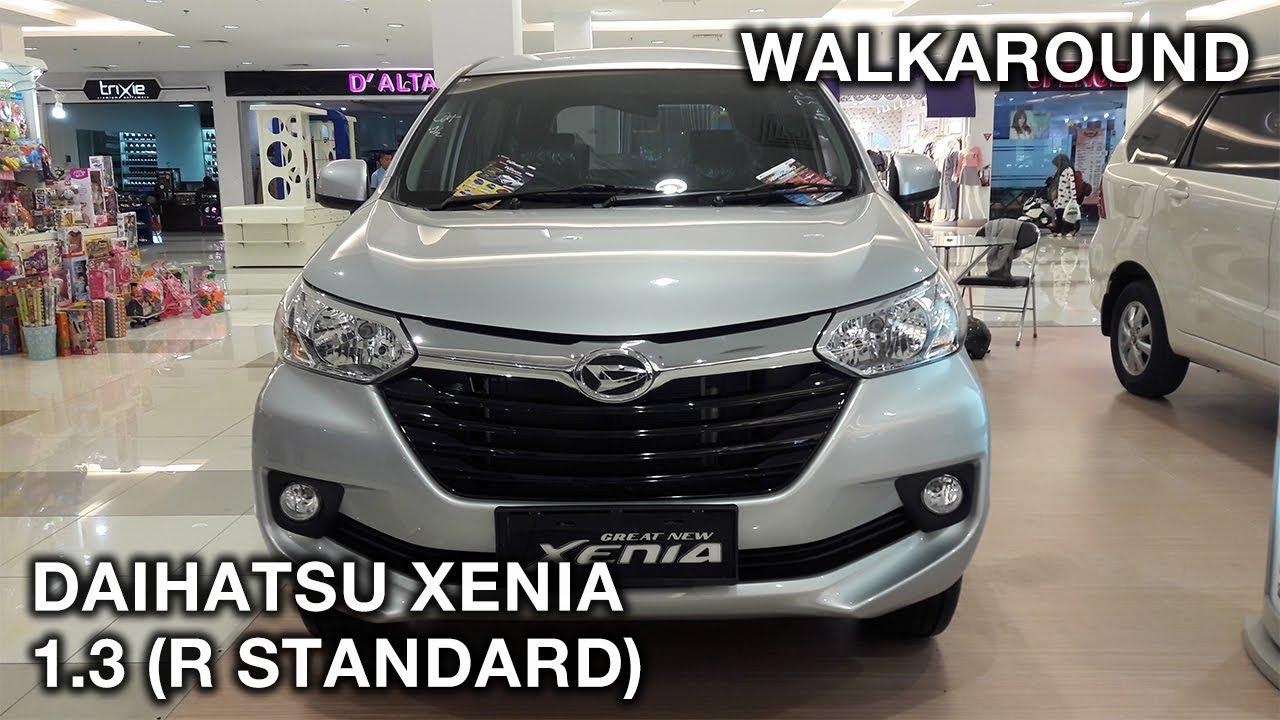 Daihatsu Xenia 1.3 R Deluxe 2018