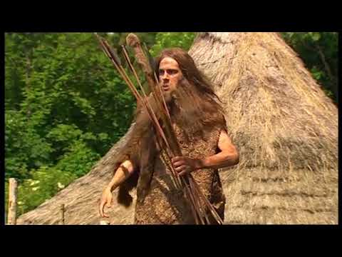 Horrible Histories Savage Stone Age   funeral of a tribal chief