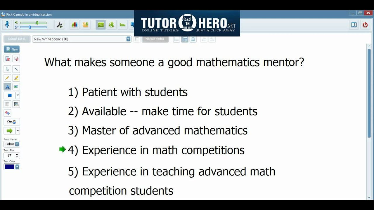 Math Olympiad Preparation -- finding the right mentor