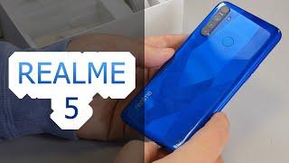 ОБЗОР | Смартфон Realme 5