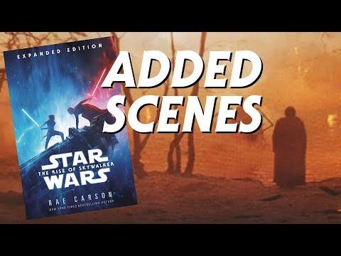 Five Added Scenes in The Rise of Skywalker Novelization