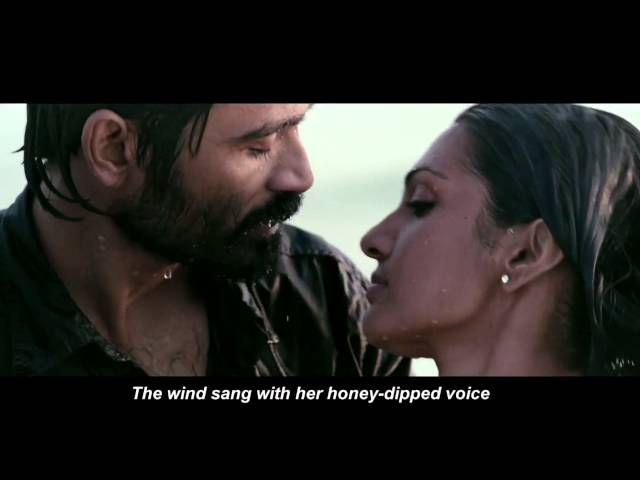 Naetru Aval Irundhal (Full Song Video with Subtitles - Maryan Movie) Travel Video
