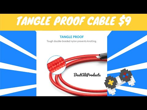 ANKER Powerline Braided Lightning Cable @ Aliexpress