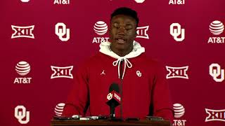OU Football - Kenneth Murray on Iowa State