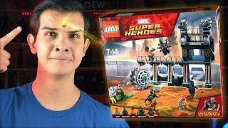 LEGO Война Бесконечности - АТАКА НА ВАКАНДУ (76103)