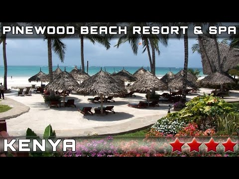 HOTEL PINEWOOD BEACH RESORT & SPA 4⭐ (Galu Beach, Kenya)