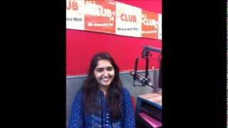 CLUB FM STAR JAM SANUSHA WITH RJ SHAAN