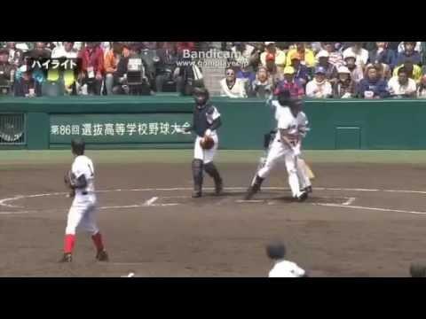 センバツ・高校野球 豊川vs沖縄尚学 ハイライト