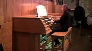 """Georg Friedrich Händel - Alla Hornpipe from """"Water Music"""""""