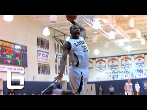Throwback! LA Laker Julius Randle Drops 47PTs in HS!