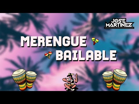 MIX MERENGUES BAILABLES – DJ JOSE MARTINEZ ( Hermanos Rosario, Kinito Mendez & Más )