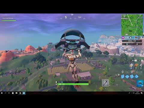 Fortnite Fortbyte #24 – Found Within Fatal Fields Challenge Location Guide