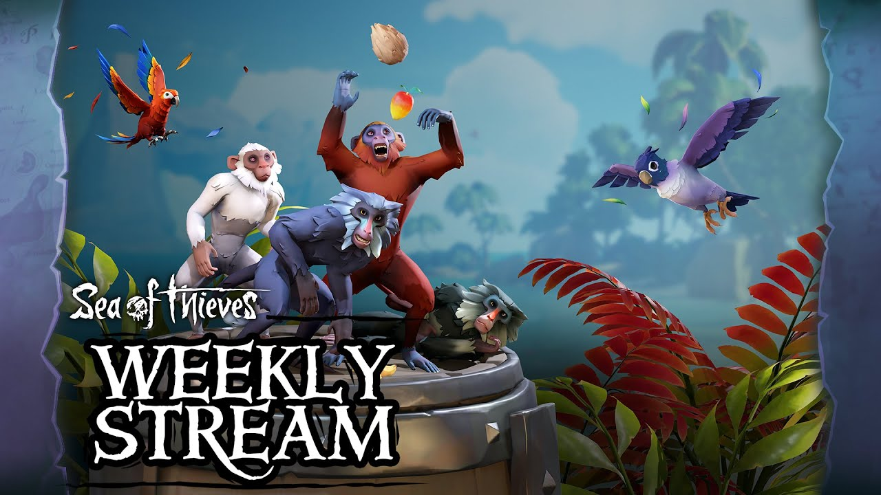 Sea of Thieves Preview Stream: Pets and the Pirate Emporium