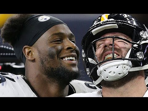 """Le'Veon Bell Calls out Big Ben & RIPS Steelers! """"They Don't Treat You Like You're Human"""""""