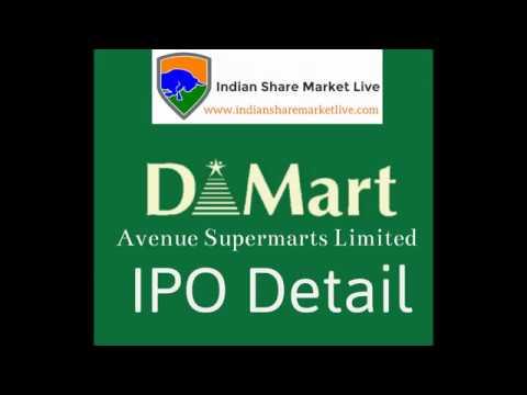 Avenue supermarts ltd ipo