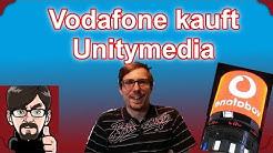 Vodafone will Unitymedia kaufen! | Bedeutung für Internetnutzer? | Konkurrent für die Telekom?