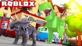 REALISTIC DINOSAURS IN ROBLOX! (Roblox Dinosaur Simulator)